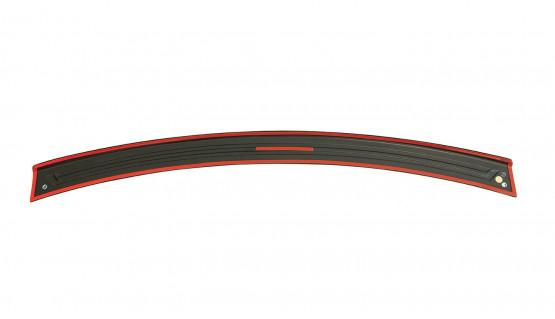 Rear bumper trim for Mazda CX-5 2011 - 2015 plate sill protector cover