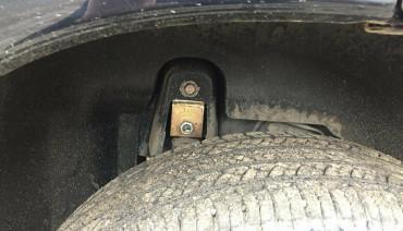 Rear shock extenders for Suzuki Grand Vitara, Escudo 05-17 for 30-60mm lift kit