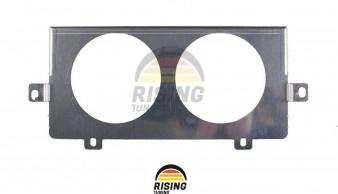 Gauge Pod 60mm ashtray plug for Subaru Forester SG Impeza 05-07 center console