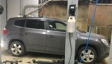 Lift Kit for Chevrolet Malibu Orlando Cruze Opel Astra Insignia Mokka 1,2' 30mm