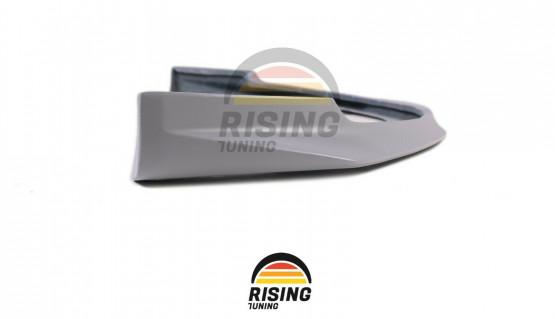 RalliArt Lip for Mitsubishi Lancer Evo 9 06-07 Chin Spoiler splitter diffuser