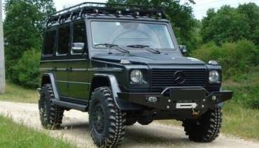 Lift Kit for Mercedes-Benz G-Class W463 W461 1.8' 45mm gelandewagen coil spacer