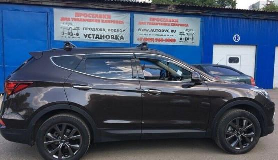 Lift Kit for Hyundai Santa Fe 12-19 Maxcruz Kia Sorento XM 12-19 1,2' 30mm
