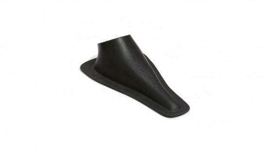 NACA Duct Air Vent Scoop Brake Bonnet Cooling Universal Single Outlet plastic