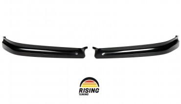 Front Fangs for Honda Accord 8 Acura TSX 08-13 for Modulo Bumper lip spoiler