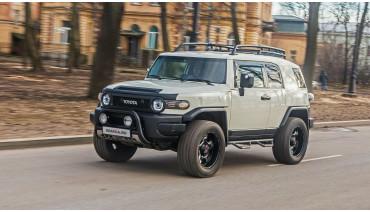 Lift Kit for Toyota 4Runner FJ Cruiser Highlander Land Cruiser Prado 1,2' 30mm