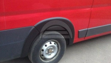 Fender flares for Ram ProMaster Peugeot Boxer Fiat Ducato Jumper Arch Extenders