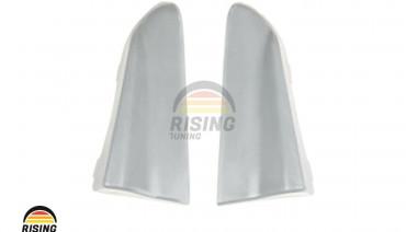 Rear Fangs Aero for Subaru Forester SG 02-08 stock bumper pads Lip Bodykit