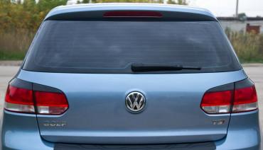 Rear Eyelids eyebrows for VW Golf mk6 2008 - 2013 Tail Lights Cover eyelash