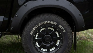 Fender flares for Toyota Hilux Revo 2015-2018 Wheel Arch Extensions Extenders