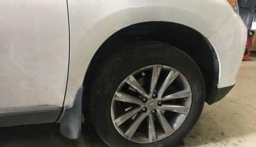 Lift Kit for Lexus RX270 RX350 RX450H 1,6' 40mm Leveling kit strut spacers