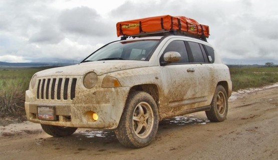 Lift Kit for Jeep Compass, Patriot 1.6'' 40 mm