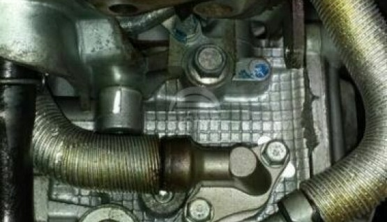 Air pump delete kit for Subaru block off plates EJ20 / EJ25