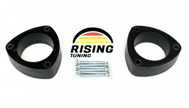 Rear strut spacers 1,6' 40mm for Subaru Impreza GD Forester 96-07 Legacy 93-98