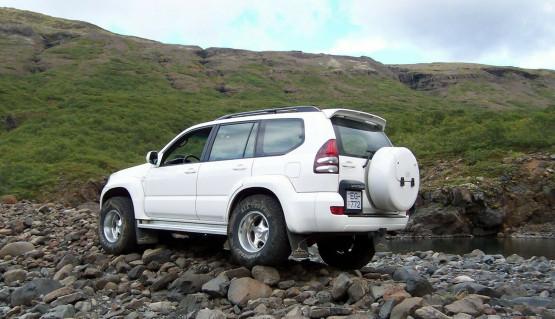 Lift Kit for Toyota 4Runner FJ Cruiser Hilux Surf Land Cruiser Prado 2'' 50 mm