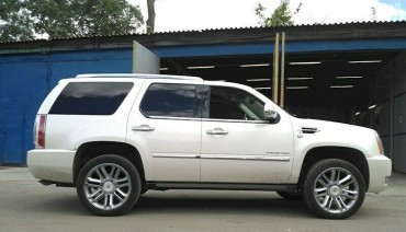 Leveling Lift Kit for Chevrolet Suburban Tahoe Cadillac Escalade Yukon 2,5' 60mm