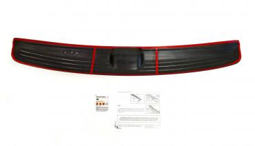 Rear bumper trim for KIA Cee'd 2012-2018 plate sill protector cover