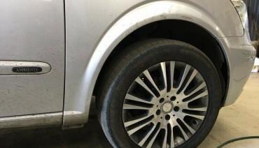 Lift Kit for Mercedes-Benz Viano Vito V-klasse 1,2' 30mm coil spacers W638 W639