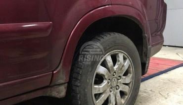 Lift Kit for Honda CR-V mk2 Civic mk7 1 inch 20mm Leveling strut spacers