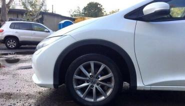 Front strut spacers for Honda Civic Sedan Hatchback 2005-2015 1,2' 30mm lift kit