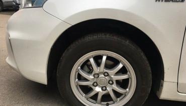 Front strut spacers for Scion tC xB Toyota Rav4 Corolla Auris Prius 1,6' 40mm