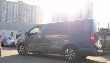 Lift Kit for Peugeot Traveller Toyota Proace Verso Citroen SpaceTourer 1,2' 30mm