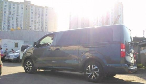 Lift Kit for Peugeot Traveller Toyota ProAce Verso Citroen SpaceTourer 1.2'' 30 mm