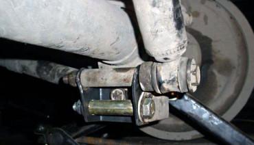 Lada Niva Lift Kit 40mm Leveling Kit 1977-2010 4x4