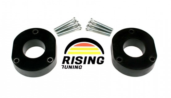Front strut spacers for Jeep Grand Cherokee 10-19 1,2' 30mm lift leveling kit