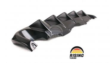 Rear bumper diffuser for Honda Accord 8 / Acura TSX CU2 2008 - 2013 Ver.1