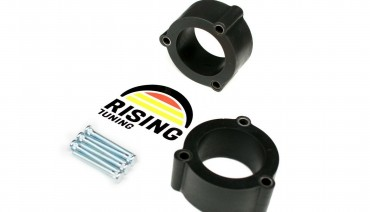 Front strut spacers 2' 50mm for Mitsubishi Pajero / Montero 3 and 4 lift kit