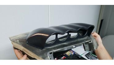 DEFI Gauge Pod 60mm for Subaru Impreza GRB 07-14 Forester SH 07-13 Housing STi