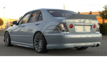 Ducktail for Lexus IS300 IS200 rear boot trunk spoiler Toyota Altezza lip wing