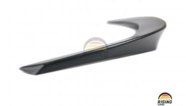 Lip Spoiler for Mitsubishi Lancer X Sportback 07-16 Ducktail Hatch Trunk Wing