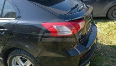 Lip Spoiler for Mitsubishi Lancer X Sportback 07-16 Ducktail Hatch Trunk Wing