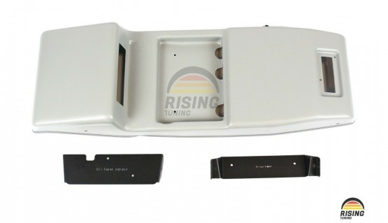 Overhead Radio Console for Toyota Hilux 04-15 7gen Roof CB LPD Station Install