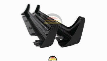 Side Skirts for Mazda 3 2003-2008 Mazda Speed 3 MPS Style Body Kit tuning jdm
