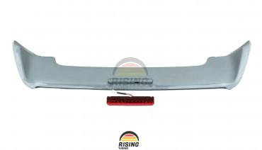 Spoiler STi BIG for Subaru Forester SG5 SG9 02-08 +red light rear roof wing Rare