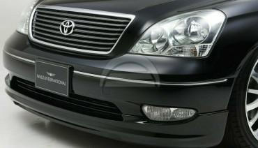 Wald Lip for Lexus LS430 2000-2003 Toyota Celsior Front Bumper Lip Splitter