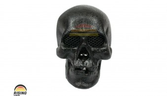Skull Snorkel Head 3' Intake Air Ram Replacement Inlet Off Road Mudding 4x4 80mm