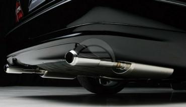 Wald Lip for Lexus LS430 2000-2003 Toyota Celsior Rear Bumper Lip Splitter