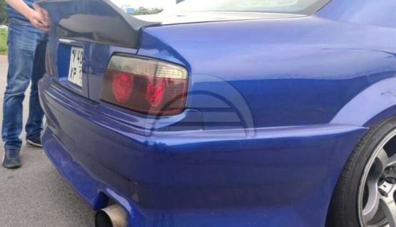 Ducktail for Toyota Chaser jzx100 rear boot trunk spoiler lip wing duckbill JDM