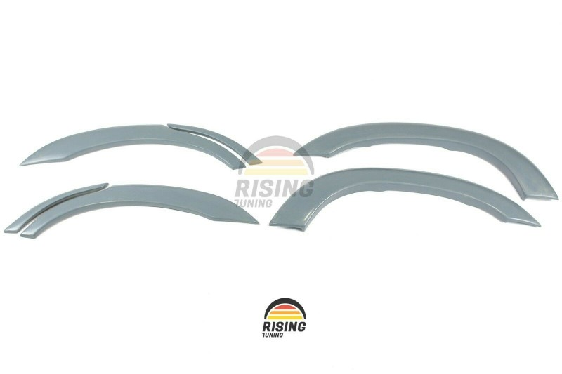 Fender Flares for Subaru Forester XT SG5 SG9 02-08 STi Wheel Arch Extensions