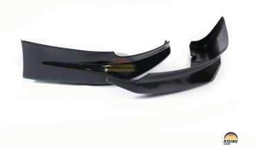 Front Fangs for Mazda 3 2003 - 2009 Touring Hatchback Axella Bumper Lip BodyKit