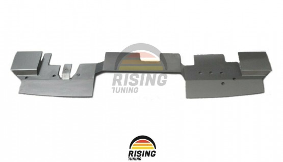 Radiator Cooling plate for Honda Civic EK Greddy Style Air Diversion Poilished