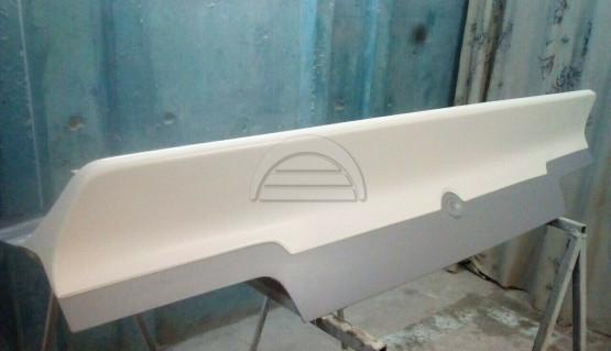 Ducktail for Nissan Skyline R32 Sedan rear boot trunk spoiler lip wing