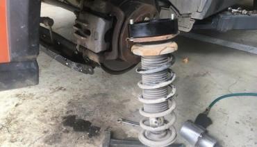 Lift Kit for Subaru Ascent Crosstrek Impreza Forester XV 1.6' 40mm strut spacer