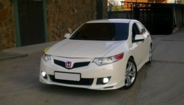 Front grill for Honda Accord 8 CU2 / Acura TSX