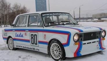 Kolobok - Lada performance parts