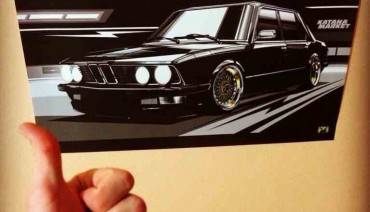 BMW 5 series E28